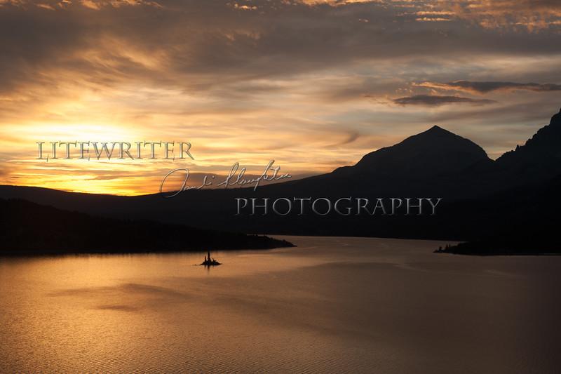 Wild Goose Island Sunrise