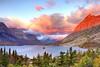 Wild Goose Island Sunrise, Glacier National Park