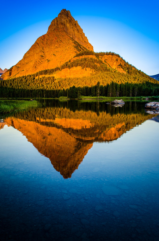 Grinnell Point Reflections