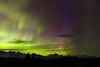 Northern Lights from Schnaus Cabin near Polebridge - I