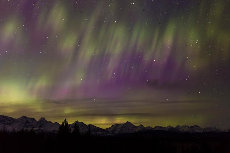 Angels Dancing in Glacier National Park - I