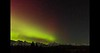 Most popular Northern Lights / aurora borealis Video #1- 4-19-18 -  No logo for purchace or download