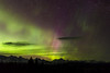 Northern Lights from Schnaus Cabin near Polebridge - II