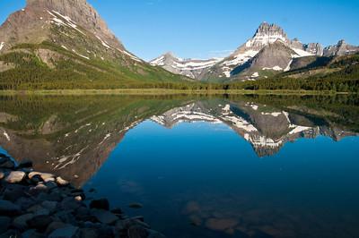 Glacier National Park July 2011