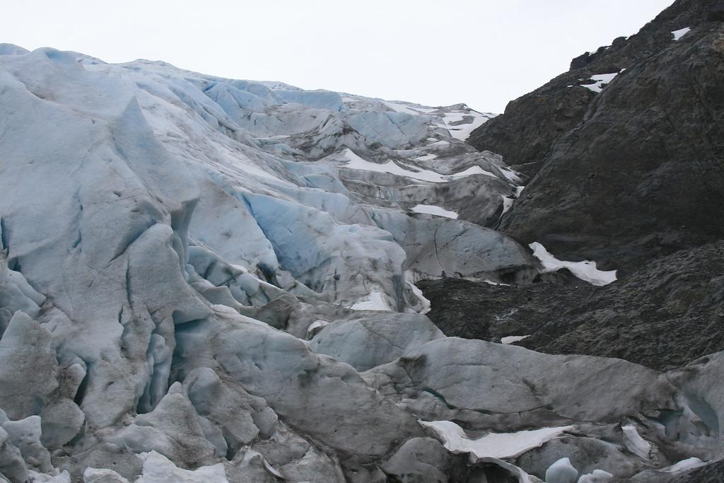 Exit Glacier, Kenai Fjords National Park, Alaska