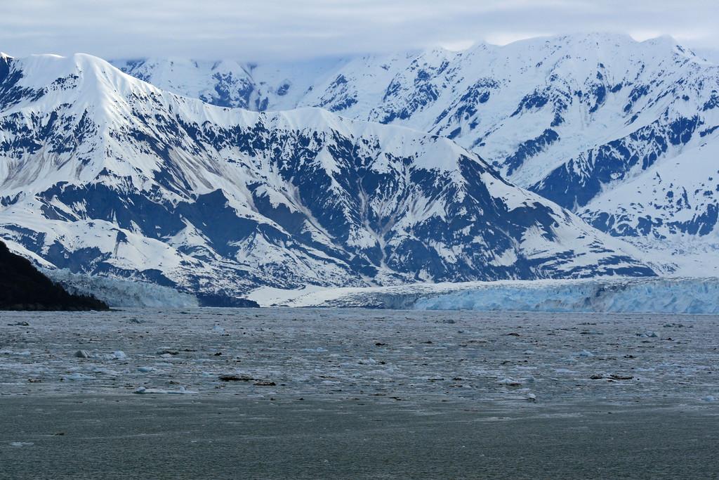 Turner Glacier and Hubbard Glacier, Yakutat Bay, Alaska