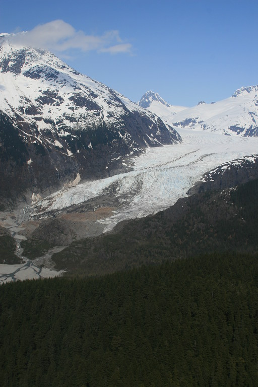 Herbert Glacier, Alaska