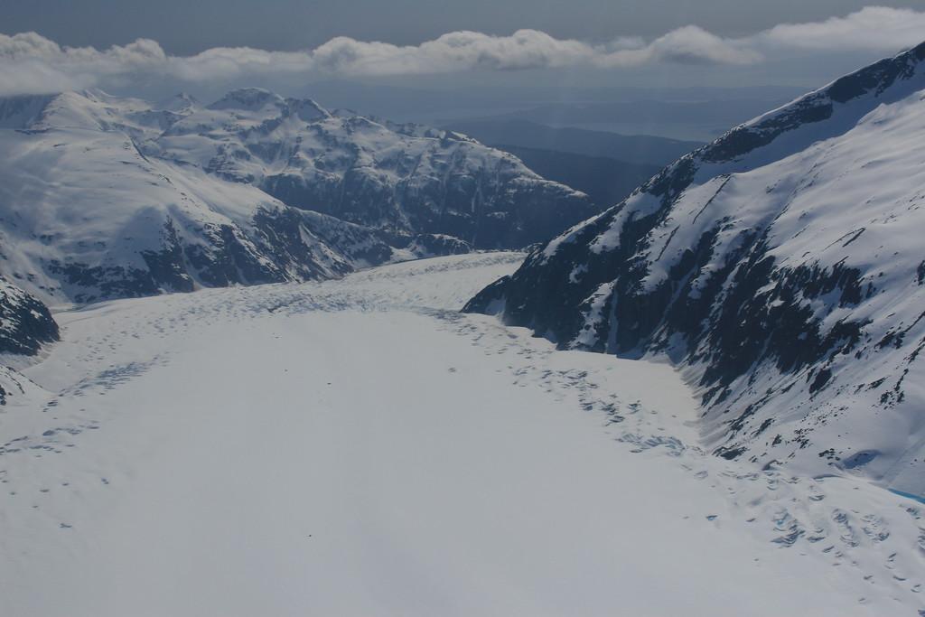 Mendenhall Glacier, Alaska