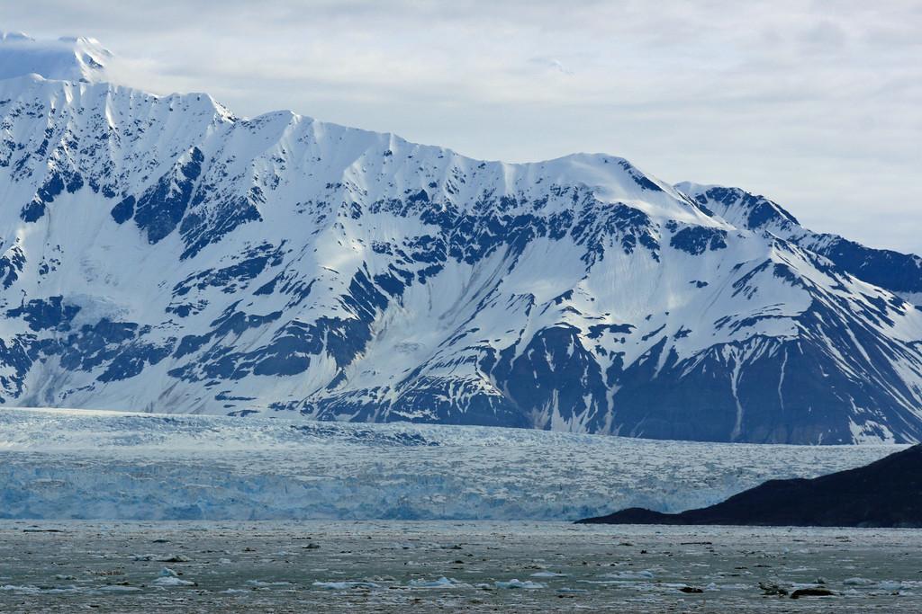 Hubbard Glacier, Yakutat Bay, Alaska