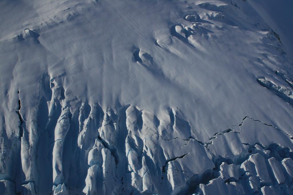 Juneau Ice Field, Alaska