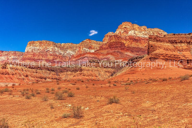 6.  Vermilion Cliffs