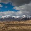 Glen Coe and A82 - Highlands, Scotland (April 2018)