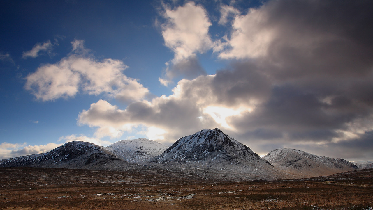 Glen Etive entry