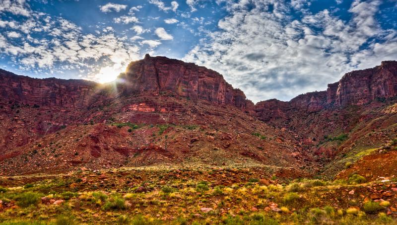 Castle Valley, The Prehistoric Highway, Utah