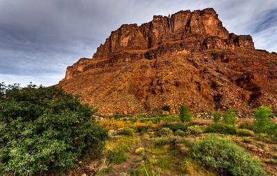 Castle Valley, The Prehistoric Highway, Utah