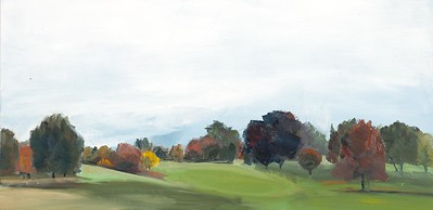 Golf Course Trees, 2