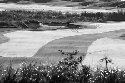 Golf tracks