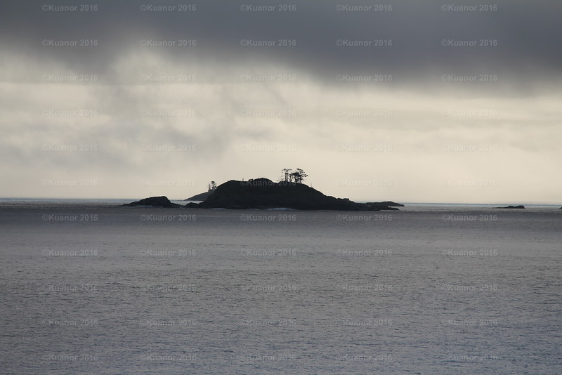 Desolation.<br /> The islands of the Buckie Group await the sun with patience; they can do nought else.