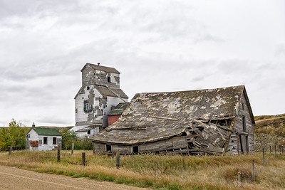 Sharples, Kneehill County, Alberta