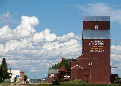 Big Valley, Alberta