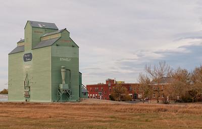 Stavely, Alberta