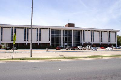 Charles P Adams Hall