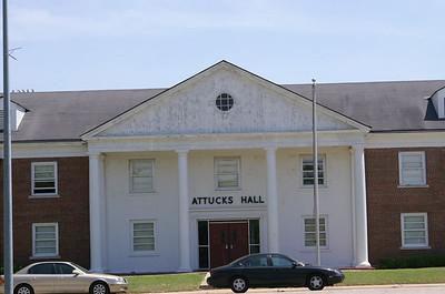 Attucks Hall