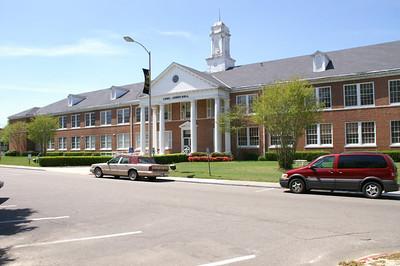 Long Jones Hall