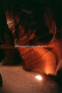 Antelope Canyon near Paige, AZ