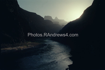 Inner Gorge, Grand Canyon National Park