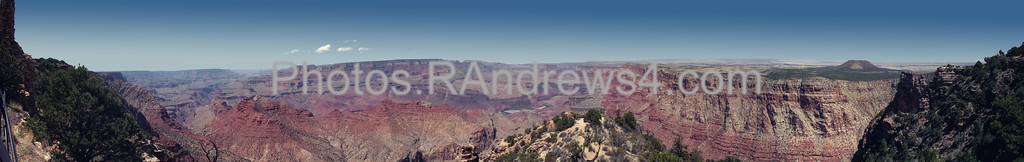 Panorama from Desert View, Grand Canyon National Park