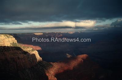 Sunrise at Hopi Point, Grand Canyon National Park
