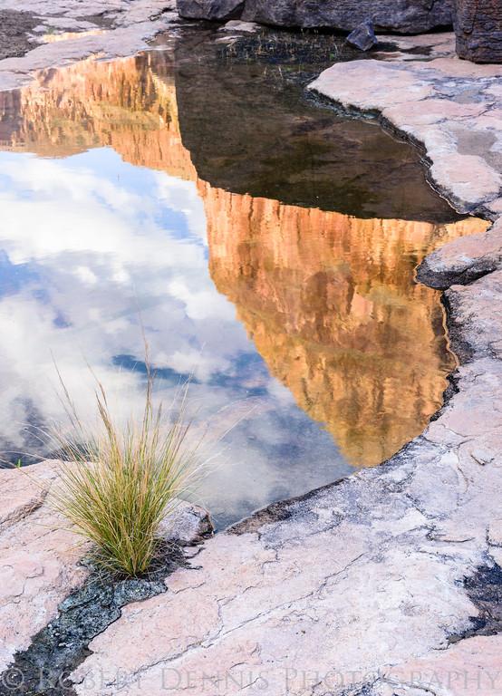 Pumpkin Springs Bench along the Colorado River, Grand Canyon National Park