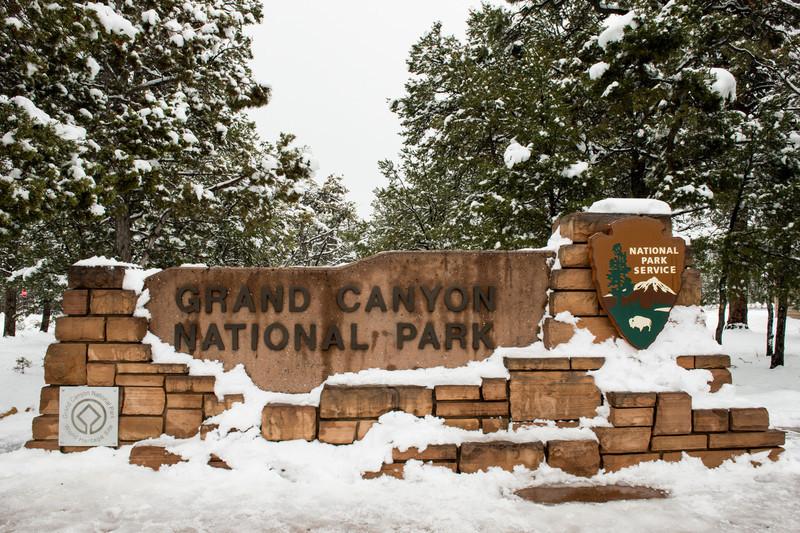 Grand Canyon-South Rim