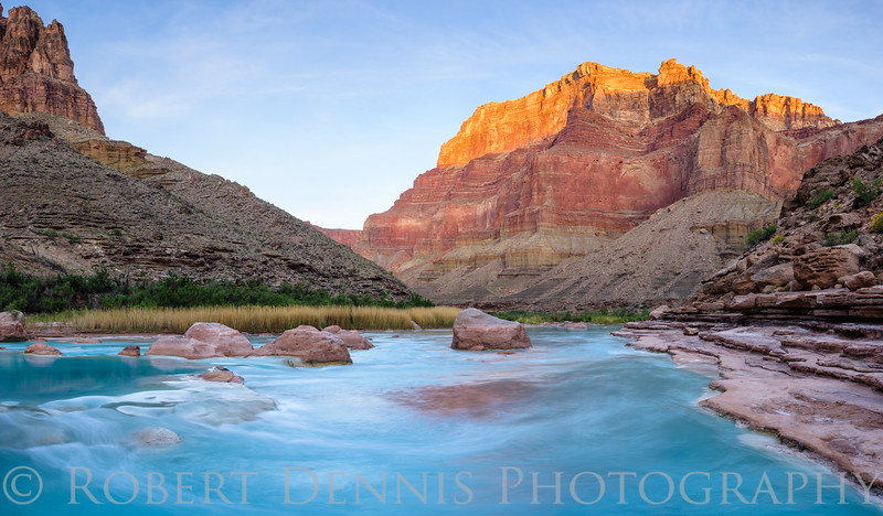 Confluence with the Little Colorado River, Grand Canyon National Park