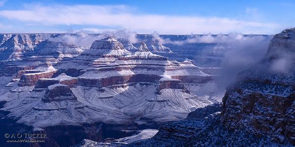Winter Beauty Of Zoroaster