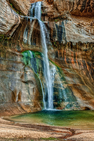 Lower Calf Creek Falls - Grand Staircase / Escalante National Monument - Utah