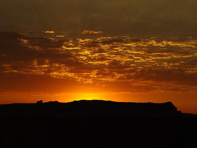 Sunrise over Valley of the Gods