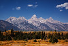 The Cathedral Group, The Teton Range