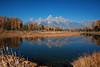 Schwabacher Landing Beaver Pond, Autumn