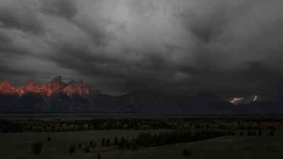 Grand Teton National Park. 2014