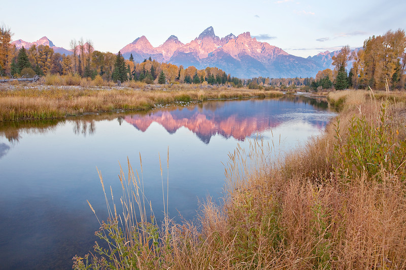 schwabachers landing, grand teton, grand tetons, scott pudwell photography, wyoming, wy, usa, canon, photography, landscape, nature, sky, mountains, tetons, reflection, river, grasses, travel, tourism