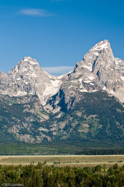 Grand and Middle Teton