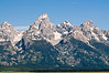 Middle Teton, Grand Teton and Mount Owen