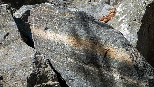 Striped Rock