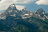 The Teton Glacier