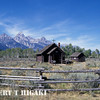 Chapel of the Transfiguration, Grand Tetons, Wyoming