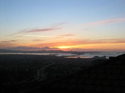 Sunset 01-10-05