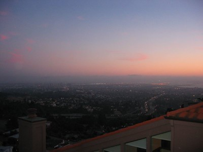 Sunset 3 July 2004