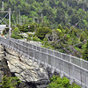 Swinging Bridge-<br /> Grandfather Mountain NC